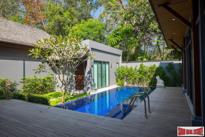 Contemporary Three Bedroom Pool Villa 26
