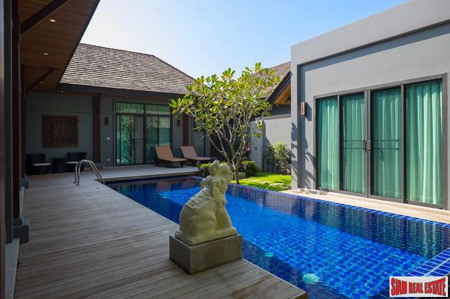 Contemporary Three Bedroom Pool Villa 28