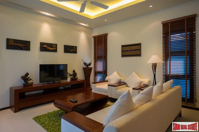 Contemporary Three Bedroom Pool Villa 6