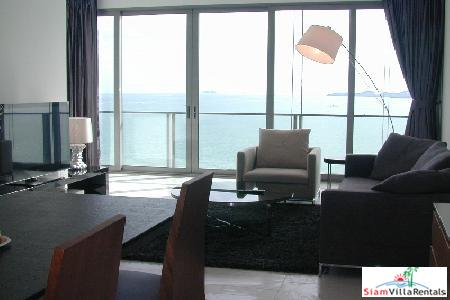 Fabulous seaview condo in exclusive 7