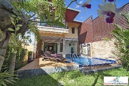 Beautiful Private Pool 3-Bedroom Villa near Bang Tao Beach