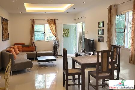 2-Bedroom Garden Apartment in Boutique Kamala Setting