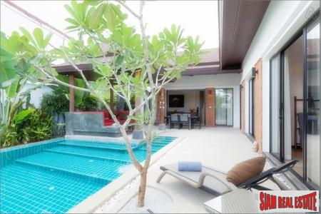 Two- and Three-Bedroom Pool Villas 16