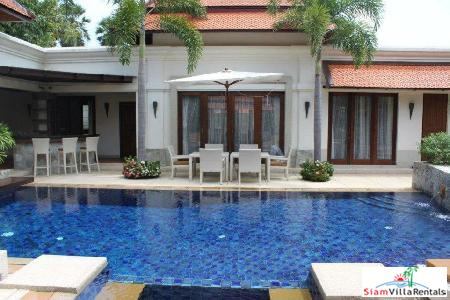 Sai Taan Villa | Gorgeous Four Bedroom Pool Villa in Prestigious Laguna for Your Holidays