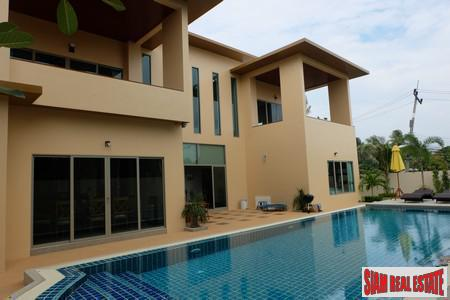 Spacious 4-Bedroom Private Pool Villa in Rawai