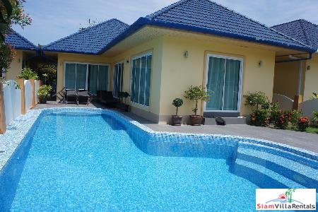 New Spacious 3 Bed Pool Villa in a Secure Estate at Rawai