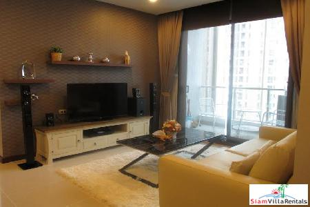 Supalai Premier Asoke | 2 Bedroom, 2 Bathroom Condo for Rent right in CBD Area Near BTS Asoke
