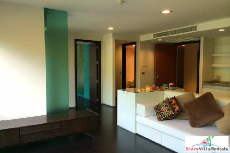Ficus Lane | A Beautiful One Bedroom in a Modern Condominium for rent in Private and Convenient Community & Close to Phra Khanong BTS