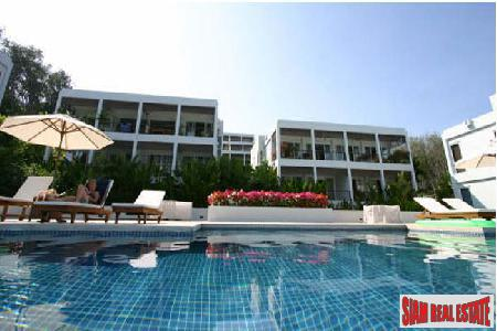 Luxury Apartment  for Sale with spectacular ocean views just 200 meters from the beach.