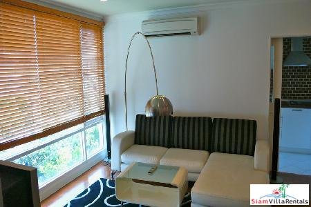 Baan Siri 10 | One Bedroom Condo with Nice View of the Park in a Prime Area Near BTS Nana