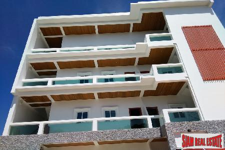 Brand New High Standard Apartments with Sea View at Rawai, Phuket