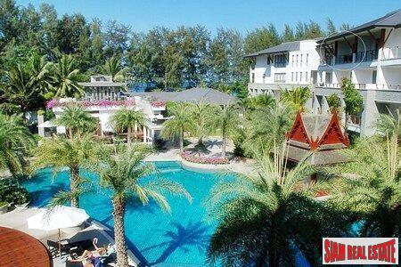 Sea and Pool View Condo for Sale at Nai Thon Beach, Phuket