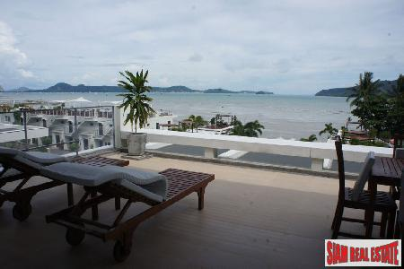 Sea view condo for sale in Rawai