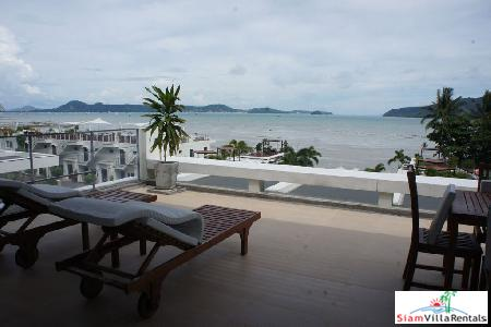 Sea view condo for rent in Rawai