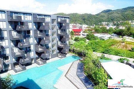 Apartment for rent in Patong
