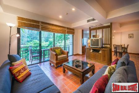 Lake view condo for rent in Nai Harn