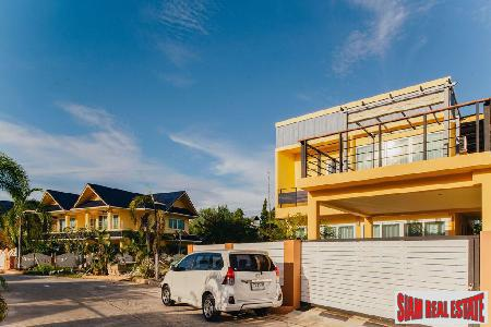 Four bedroom townhouse for sale in Rawai