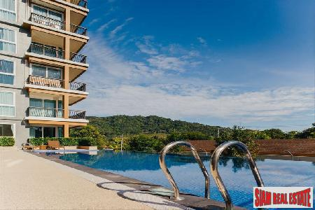 Fully furnished condo for sale in Nai Harn