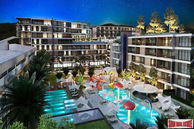 Exciting New Luxury Condo Project 500 Metres to Kata Beach