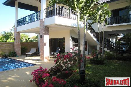 3 Bed House with Pool at Rawai