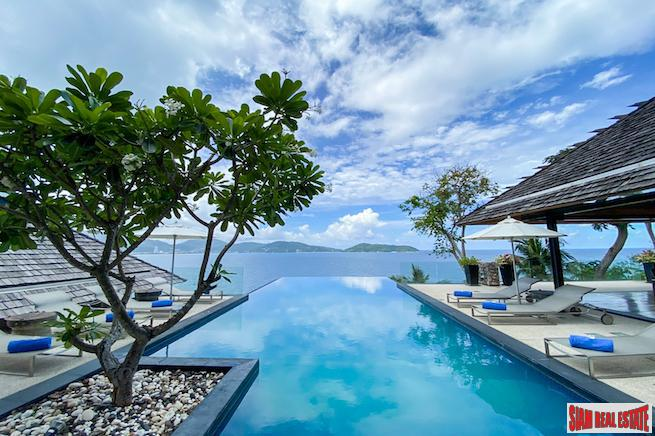 Samsara Villa | Luxury sea view six-bedroom house for sale in Samsara Estate, Villa Leelavadee