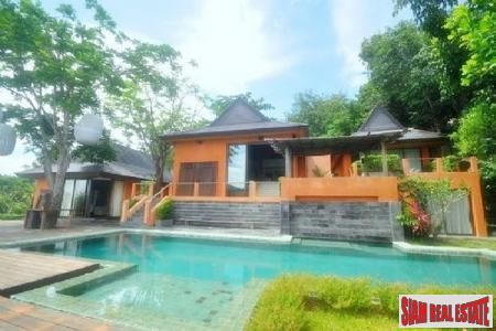 Sea view fully furnished house 3