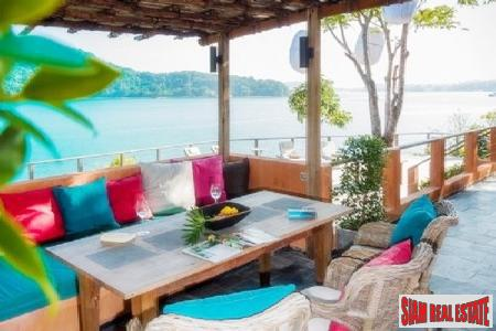 Sea view fully furnished house 5