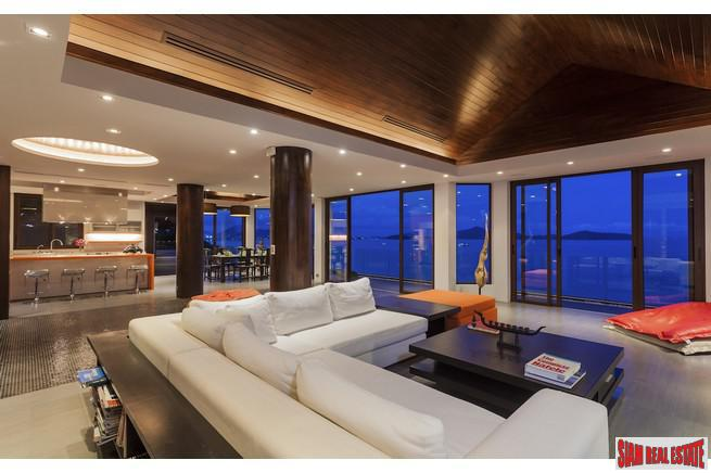 Villa Hollywood | Sea View 23