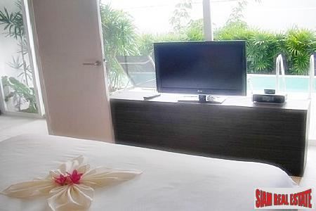 Sea view fully furnished condo 9