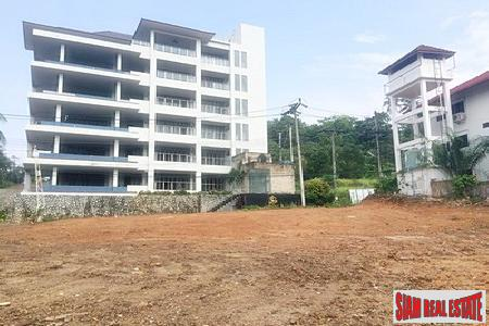Flat land for sale in Surin Beach