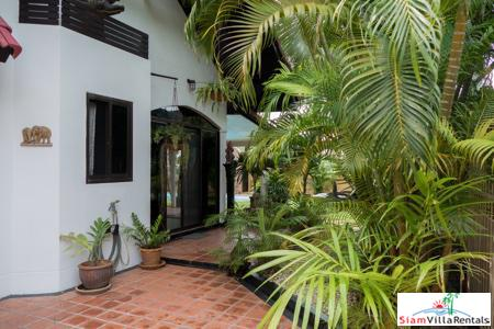 Detached two-bedoom house for rent in Rawai