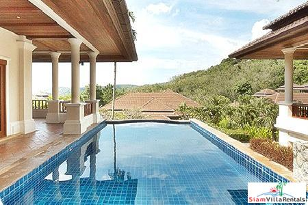Four-bedroom house for rent in Layan, close to Layan Beach