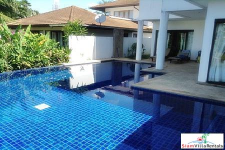 Fully furnished four-bedroom house for rent in Surin