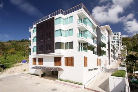 Bay Cliff | New Two Bedroom Condominiums in Patong for Long term Rental
