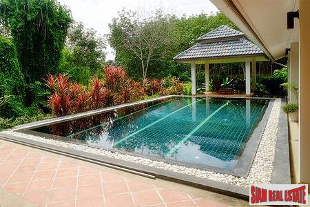 Four Bedroom Pool Villa on Large Plot of Land at Mission Hills