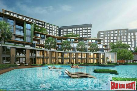 Modern and Spacious Condos for Sale in New Development in Surin Beach