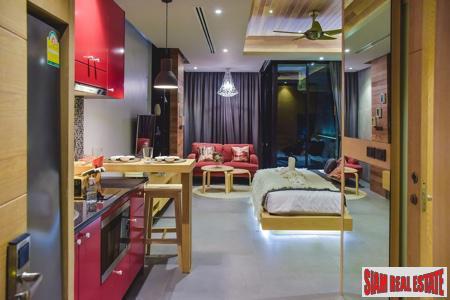 Modern Condos for Sale in New Development in Nai Harn