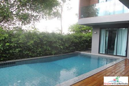 Modern and Elegant Three-Bedroom House for Rent in Pasak