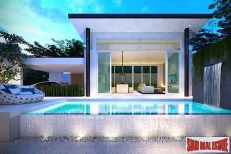 Elegant and Modern House for Sale in New Development in Pasak