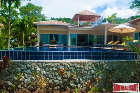 Luxury Five Bedroom Private Pool House for Sale in Chalong