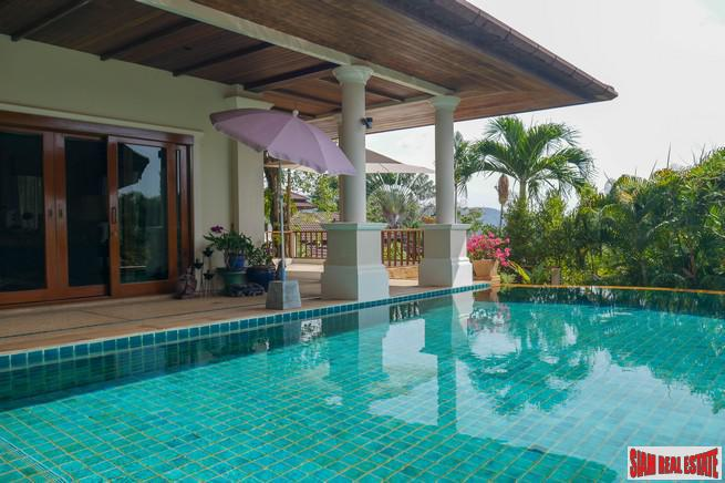 Detached Fully Furnished Four-Bedroom House 3