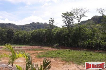 4.65 Rai - Flat Land with lagoons for Sale in Pa Klok - Offers Invited