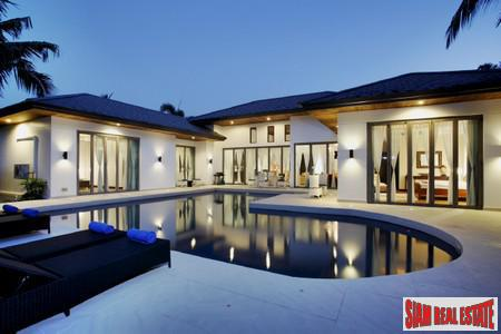 Luxury and Spacious Three-Bedroom House for Sale in Bang Tao