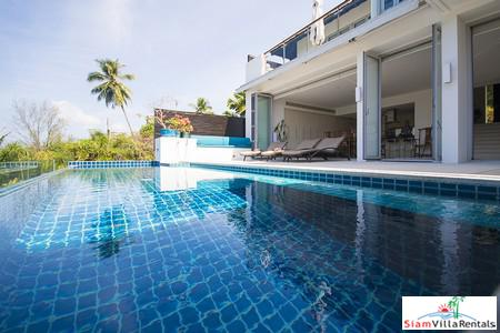 Sea View Modern and Luxurious Four-Bedroom House for Rent in Surin