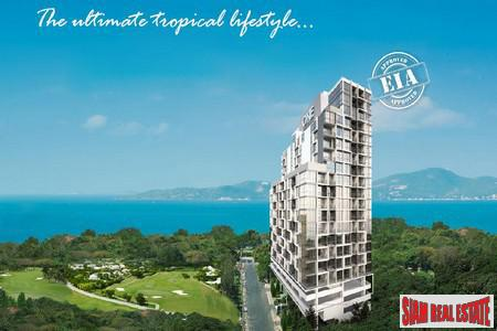 New Luxury 20 Storey With a Seaview Over Koh Lan Island
