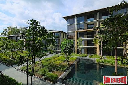 Modern and Elegant Three-Bedroom Condo for Sale in Mai Khao