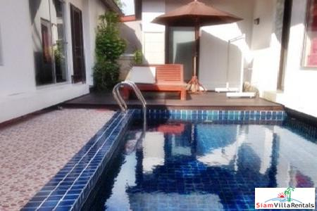 Three-Bedroom Private Pool House for Rent in Pasak