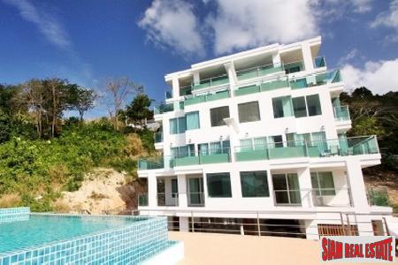 Bay Cliff | Spacious Contemporary  One-Bedroom Condo for Sale in Patong