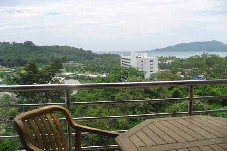 2 Bedroom Condominium with Beautiful Sea-Views for Sale at Patong