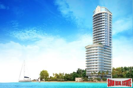 Beachfront Condominium with Magnificent Beach and Seaviews